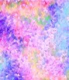 Vattenfärger som målar stil abstrakt bakgrund Royaltyfri Fotografi