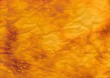 Vattenfärggrungebakgrund Tappningaffisch, baner, urklippsboksida Handgjord åldrig pappers- textur i retro stil Fotografering för Bildbyråer