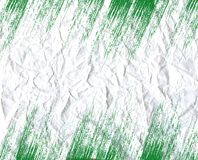 Vattenfärgmålarfärg på gammal pappers- bakgrund vektor illustrationer