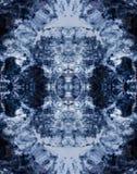 Vattenfärgprydnad Royaltyfri Foto