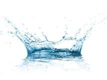 Vattenfärgstänk Fotografering för Bildbyråer