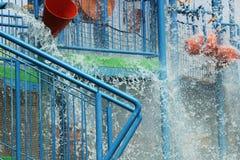 Vattenfärgstänk Royaltyfri Bild