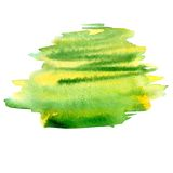 Vattenfärgvektorbild Fotografering för Bildbyråer