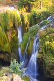vattenfall 02 royaltyfri bild