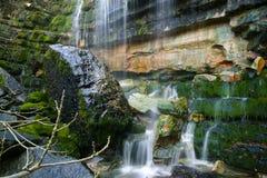 vattenfall Royaltyfri Fotografi