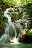 vattenfall Arkivbild