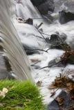 vattenfall 4 Arkivfoto
