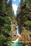 Vattenfall - Alberta - Kanada Arkivbild