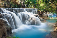 Vattenfall av Asien Royaltyfri Bild