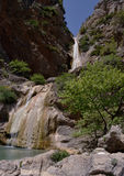 Vattenfall av Lepida Royaltyfri Fotografi