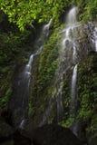 Vattenfall av lombok Royaltyfri Fotografi