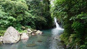 Vattenfall Bali Arkivbild