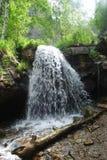 Vattenfall Chechkysh Arkivfoton