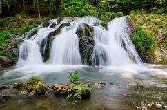 Vattenfall Dokuzak Fotografering för Bildbyråer