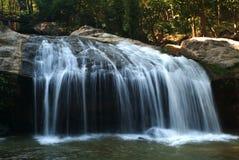 vattenfall för 4 skog Royaltyfri Foto