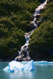 vattenfall för armfjordtracy Royaltyfria Foton