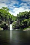 vattenfall för bassinlamer Fotografering för Bildbyråer