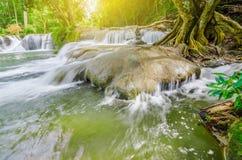 Vattenfall för Chet SaoNoi Arkivbild