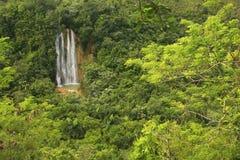 Vattenfall för El Limon Fotografering för Bildbyråer