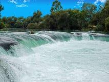 vattenfall för kalkon för antalya manavgatlandskap Arkivfoton