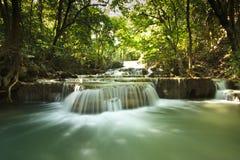 vattenfall för kamaeminut Arkivbild