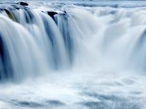 vattenfall för pa-suamtad Royaltyfria Bilder