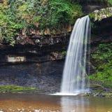 vattenfall för uk wales Royaltyfri Foto