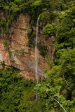 Vattenfall i Chapada DOS Guimaraes royaltyfria foton