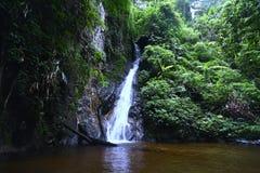 vattenfall i chiangmai arkivfoton