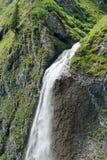 Vattenfall i de tyrolean alpsna Royaltyfria Bilder