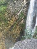 Vattenfall i Italien Royaltyfria Foton