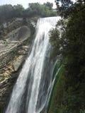 Vattenfall i Italien Royaltyfri Fotografi
