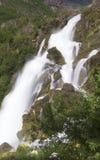 Vattenfall i Norge Royaltyfri Foto
