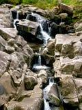 Vattenfall i Nya Zeeland Arkivfoton