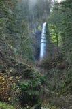 Vattenfall i Oregon Fotografering för Bildbyråer