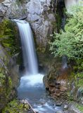Vattenfall i paradis Royaltyfri Foto