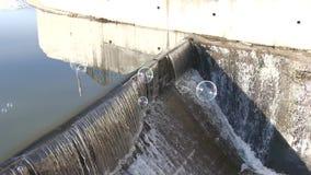 Vattenfall i vår lager videofilmer