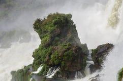Vattenfall Iguacu Arkivfoton