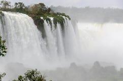Vattenfall Iguacu Arkivbilder