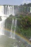 Vattenfall Iguacu Arkivfoto