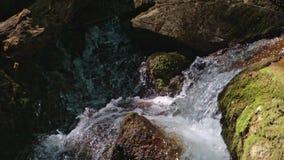 Vattenfall Jur-Jur, Krim, Ukraina lager videofilmer