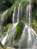 Vattenfall KRKA i Kroatien Royaltyfria Foton