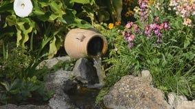 Vattenfall och fågelsång