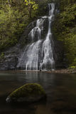 Vattenfall och Riverflow Arkivfoton