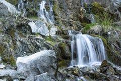Vattenfall på talkvillebrådet Fotografering för Bildbyråer