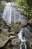 Vattenfall Puerto Rico Arkivfoto