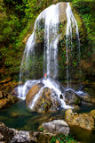 Vattenfall Salto de Soroa, Candelaria royaltyfria bilder