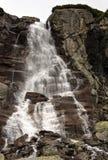 Vattenfall Skok Royaltyfria Foton