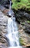 Vattenfall slovakiska Raj, Slovakien, Europa Royaltyfri Bild