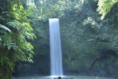 Vattenfall Tibumana royaltyfria foton